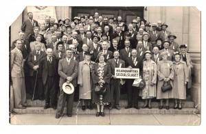 Sigdalslag 1950